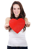 Teen love Royalty Free Stock Photo