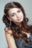 Teen model girl Royalty Free Stock Image