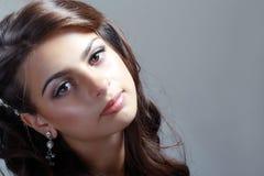 Teen model girl Stock Photo