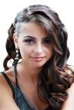 Teen model girl Stock Images