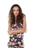 Teen model Royalty Free Stock Images