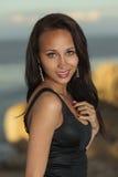 Teen modell för stående Fotografering för Bildbyråer