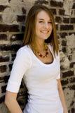 teen modemodell Fotografering för Bildbyråer