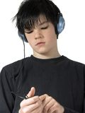 Teen music #6 Royalty Free Stock Images