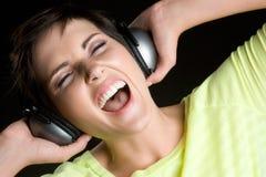teen musik fotografering för bildbyråer