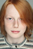 Teen pojke Fotografering för Bildbyråer