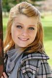 Teen portrait Stock Photography