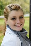 Teen portrait Royalty Free Stock Photo