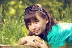 Teen portrait Royalty Free Stock Photos