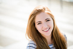 Teen portrait Royalty Free Stock Image