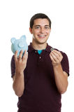 Teen saver Stock Images