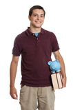 Teen Saving for College Royalty Free Stock Photo