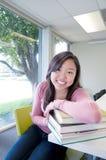 Teen School Girl Stock Photography