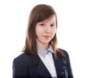 Teen school student Stock Image