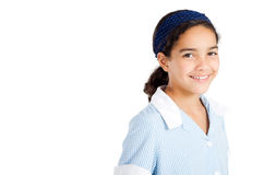 Teen Schoolgirl Stock Photography