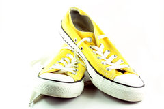 Teen shoes Royalty Free Stock Photography