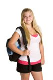 Teen Student Royalty Free Stock Images