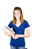 Teen student Royalty Free Stock Photo