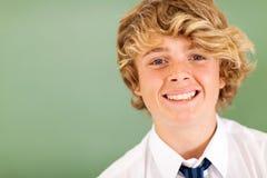 Teen student closeup Stock Photography