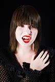 Teen Vampire Stock Image