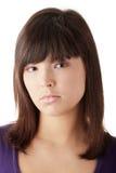Teen woman portrait Stock Photography