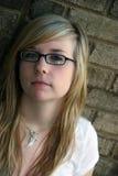 teen worried Στοκ φωτογραφίες με δικαίωμα ελεύθερης χρήσης