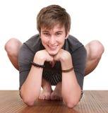Teen Yoga Royalty Free Stock Image