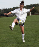 Teen Youth Soccer Action 20 Royalty Free Stock Photos