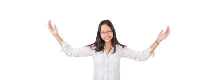 Teenage Asian Girl Stock Photo