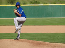 Free Teenage Baseball Pitcher Stock Images - 10981024