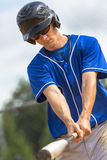 Teenage Baseball Player Stock Images