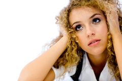 Teenage Beauty Stock Images