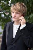 Teenage Boy Stock Photography