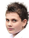 Teenage boy Royalty Free Stock Image