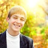 Teenage Boy Portrait Royalty Free Stock Photography