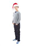 Teenage Boy Royalty Free Stock Photo