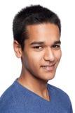 Teenage Boy Portrait Stock Image
