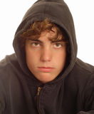 Teenage bully Royalty Free Stock Photography