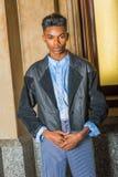 Teenage Casual Fashion royalty free stock photography