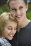 Teenage Couple Stock Image