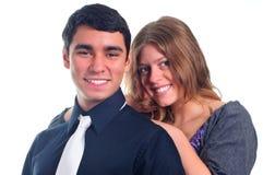 Teenage Couple Stock Photography