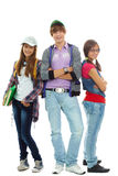 Teenage fashion Stock Images