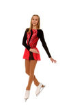 Teenage Figure Skater Stock Photos