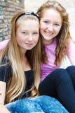 Teenage friends Royalty Free Stock Image