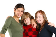Teenage Friends Royalty Free Stock Photo