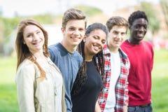 Teenage Friends Stock Image