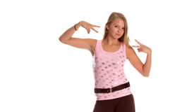 Teenage Girl Stock Photography