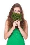Teenage girl Stock Photo