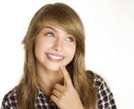 Teenage Girl Royalty Free Stock Image