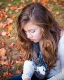 Teenage girl Royalty Free Stock Photo